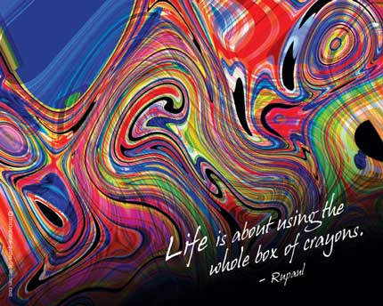 life-is-about-using-the-whole-box-of-crayons-life-quote